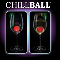 Chillball Wine Chillers - Set of 2
