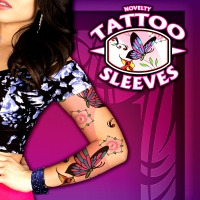 Tattoo Sleeves - GIRL DESIGNS