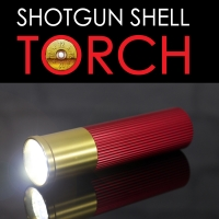 Shotgun Shell / Cartridge LED Torch