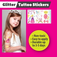 Tattoo Stickers - PRINCESS