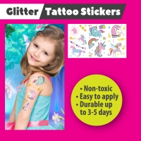 Tattoo Stickers - UNICORN