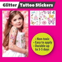 Tattoo Stickers - BUTTERFLY