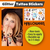 Tattoo Stickers - HALLOWEEN