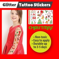 Tattoo Stickers - CHRISTMAS