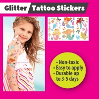 Tattoo Stickers - MERMAID