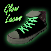 Glow Laces - Green