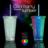 Cool Party Freezer Tumbler
