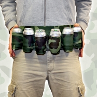 The Ultimate 6 Pack Beer Belt