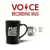 Just To Say - Recording Message Mug